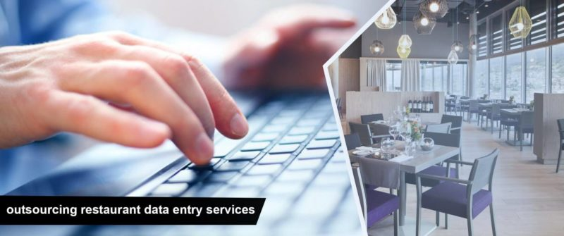 Outsourcing Restaurant Data Entry Services