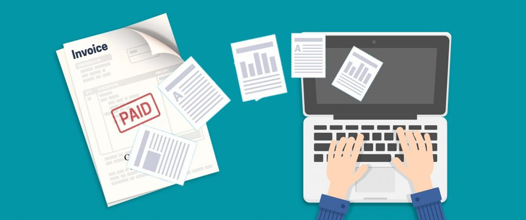 Things Look Out Before Hiring Receipt Invoice Data Entry Provider