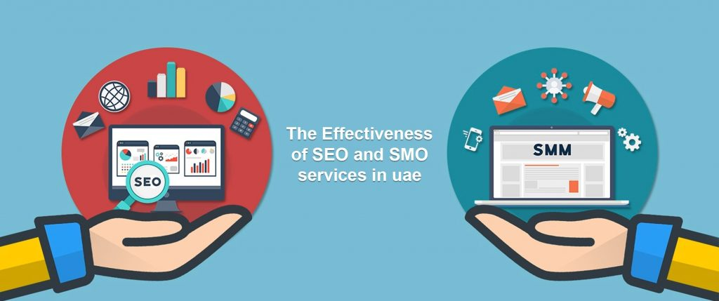 Effectiveness of SEO and SMO services