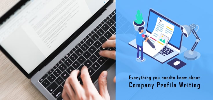 Company Profile Writing Service Provider